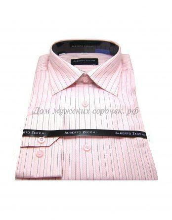 Мужская сорочка с длинным рукавом - недорого